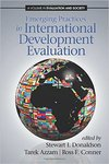 Emerging Practices in International Development Evaluation