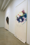 Gallery Installation by Claudia Carballada