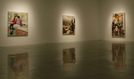 Here's Looking When, Installation View 3
