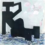 Blacker Recliner by Ian R. Trout