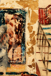 Invisible City, Detail by Christine M. Salama
