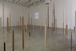 Standing Still, installation view by Young Tseng Wong