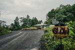 'Kilometre 15' -  a protest site and blockade against the Baram Dam in Borneo, Malaysia
