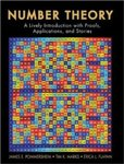 Number Theory: A Lively Introduction with Proofs, Applications, and Stories by James Pommersheim, Tim K. Marks, and Erica Flapan