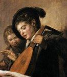 Two Boys Singing