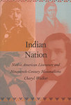 Indian Nation: Native American Literature and Nineteenth-Century Nationalisms by Cheryl Walker